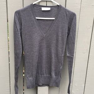Everlane Gray Wool Sweater Size XS